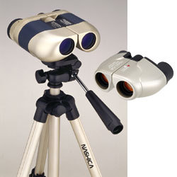 ナシカ 125倍ズーム双眼鏡 20×125×27 ZOOM(コンパクト10倍双眼鏡付き)【送料無料】【新聞掲載】の画像
