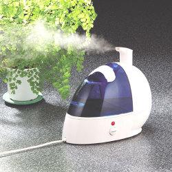 超音波加湿器 KTK-240☆安全設計、寝室や子供部屋に☆風邪対策 花粉症対策にも!の画像