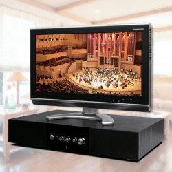 薄型テレビ専用・テレビ台型 コンサートスピーカーの画像