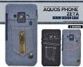 AQUOS PHONE ZETA SH-02E用デニムデザインケースdsh02e-14