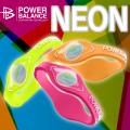 パワーバランス シリコンブレスレット NEON