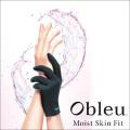 Obleu MoistSkinFit ハンド オーブル モイストスキンフィット OB-MF1838B-HAMTG 保湿 手袋 オーブル MTG