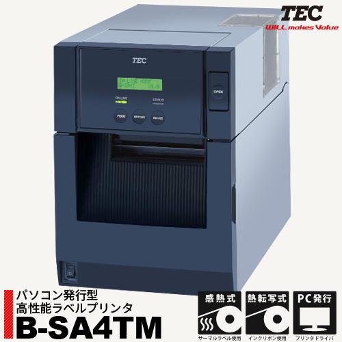 [ネットショップ最安値!] パソコン発行型 高性能ラベルプリンタ B-SA4TM