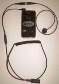 iPhone用SET KTM139i-S フルフェイス ステレオ2スピーカー