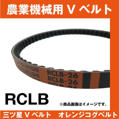 オレンジコグベルト RCLB47