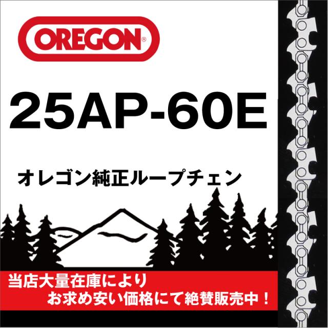 オレゴンループチェン 25AP-60E