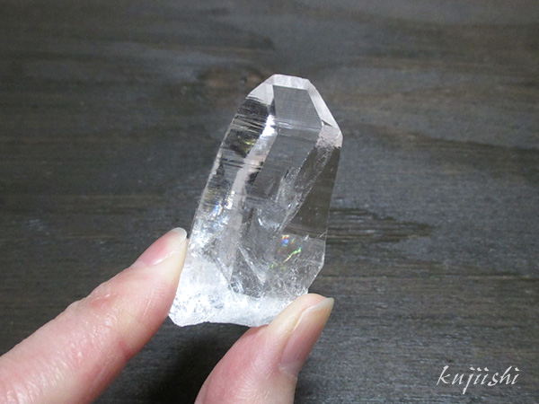 コロンビア産 レムリアンシードクリスタル 最高品質 水晶 原石【鬮石】2017CL-021
