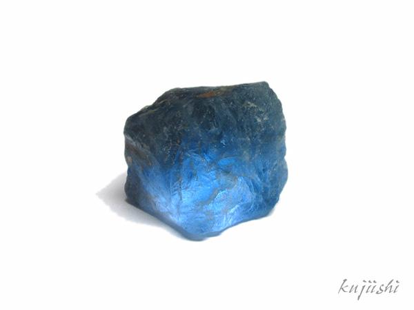 ブルーフローライト アフガニスタン産 原石 天然石専門店【鬮石】