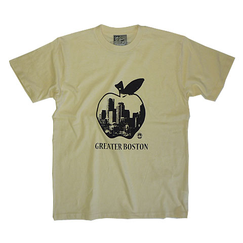 GREATER BOSTON Tシャツ