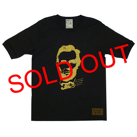 リンカーン5分袖Tシャツ 売り切れ