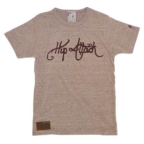 ヒップアタックトライブレンドTシャツ
