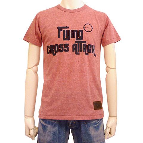 フライングクロスアタックトライブレンドTシャツ