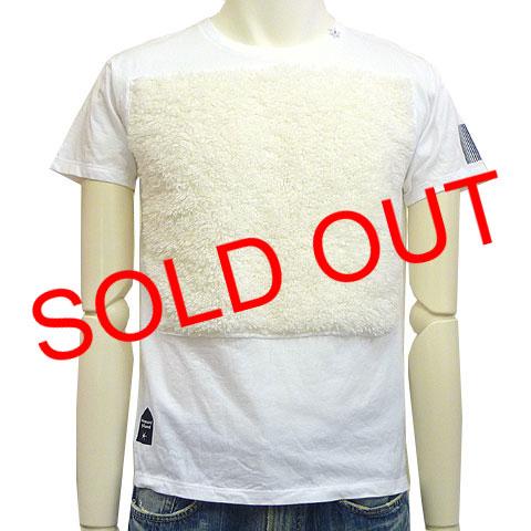 ボアパッチワークTシャツ 売り切れ