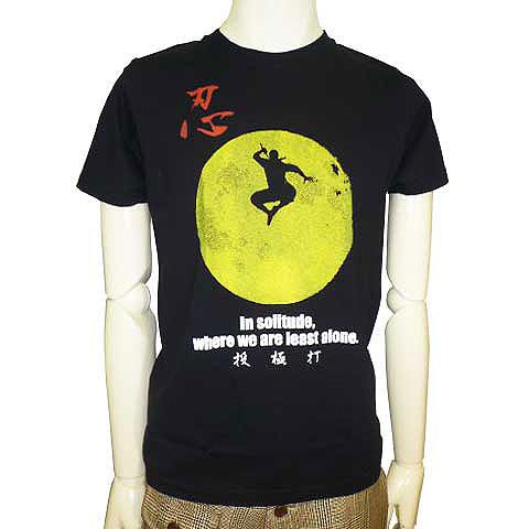 月光忍者Tシャツ