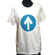 ARROW Tシャツ ホワイト フロント