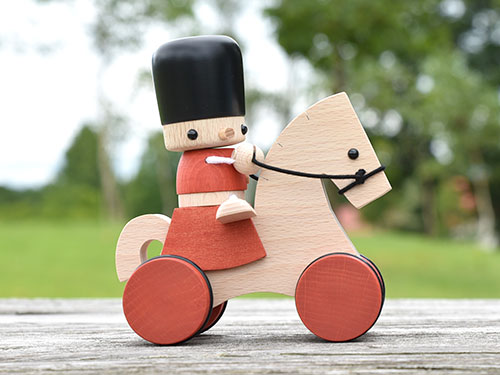 木のおもちゃ トビー&ボコ/おもちゃのこまーむ
