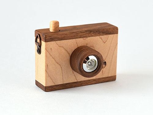 木製トイカメラ CIACK!(チャック!)/MastroGeppetto