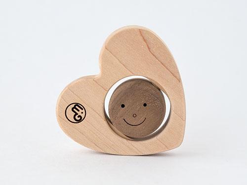 木製ラトル coccolo(コッコロ)/MastroGeppetto