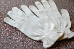 絹,手袋,通販
