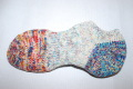 Planet-e Socks カラーツイスターチェンジショートソックス