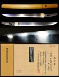 最高傑作最上作在銘『備州長船景光』鎌倉期振袖茎特別保存刀剣