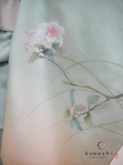 訪問着 レンタル 結婚式ゲスト 七五三 卒園式 母親 着物