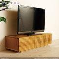 ■ 風雅/FUUGA テレビボード W1200(オーク‐スリット)