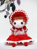 「吉岡よし」作 文化人形