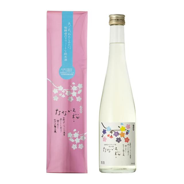 ねのひ 桜酵母のお酒 なないろ桜 ビン入/袋入