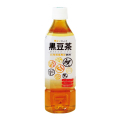 【ハイピース】ノンカフェイン黒豆茶 500ml(24本・ケース販売):飲料<郷土味紀行>