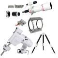タカハシ FSQ-106ED鏡筒+ビクセンAXD赤道儀 直焦点撮影セット【特価品】【ACアダプタープレゼント付き】