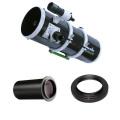 スカイウォッチャー BKP200/F800 LPF+コマコレクター(F4)+M48カメラアダプター