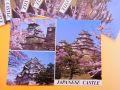 【日本のおみやげ】ポストカード【日本の城/写真】(バラ単品)透明OPP袋入り
