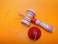 【日本のおみやげ】◆けん玉【大】昔懐かしい日本の玩具