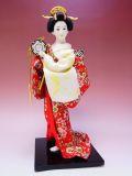 【日本のおみやげ】◆日本人形【鼓】