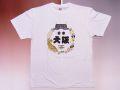 【日本のおみやげ】【ホームステイおみやげ】【日本土産】(漢字・和柄)◆和風Tシャツ【サークル大阪】大人用(M〜LL)白地