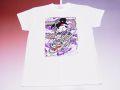 【ホームステイおみやげ】【日本土産】(漢字・和柄)◆和風Tシャツ【誠龍】子供用(100cm〜150cm)白地
