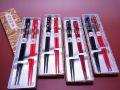 【日本のおみやげ】◆日本のお箸【若狭塗】トムソン箱入2膳セット