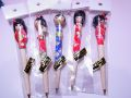 【日本のおみやげ】◆民芸ボールペン【ボールペン】当店お任せ(絵柄アソート)5種セット