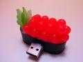 【日本のおみやげ】【ホームステイおみやげ】【日本土産】♪リアル寿司USBメモリ8GB♪【いくら】本物そっくり