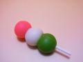 【日本のおみやげ】◆本物そっくりUSBメモリ【3色団子】食べ物シリーズ