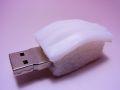 日本のお土産|日本のおみやげホームステイおみやげ|日本土産♪リアル寿司USBメモリ♪【寿司/いか】本物そっくり