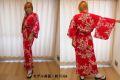 日本のお土産|日本のおみやげホームステイおみやげ|日本土産◆外国人向け浴衣【桜】女性用(S〜L)