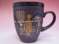 【日本のお土産】◆一珍舞妓マグカップ【日本美陶】