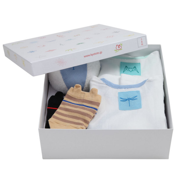 KY58-784/Gift Set for babies(A)/Blue