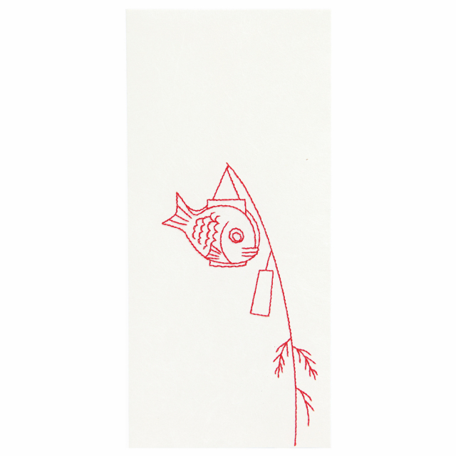 KY83-437/金封/鯛飾り