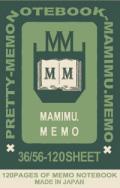 【おもしろ雑貨 メモ】 MAMIMU.MEMO ヨーロピアンビンテージ043