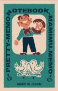 【おもしろ雑貨 メモ】 MAMIMU.MEMO ヨーロピアンビンテージ047