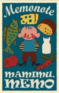 【おもしろ雑貨 メモ】 MAMIMU.MEMO ヨーロピアンビンテージ049