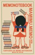 【おもしろ雑貨 メモ】 MAMIMU.MEMO ヨーロピアンビンテージ054